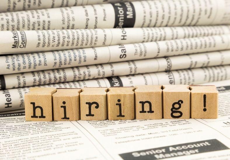 Hiring for Job Openings in Pandemic